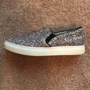 Pazzion Glitter Sneakers!!